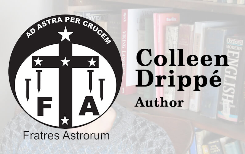 Colleen Drippe, Author