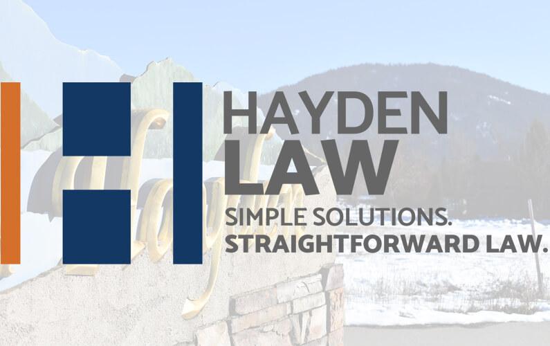 Hayden Law